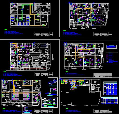 air conditioning cooperative tarapoto dwg block for autocad designscad