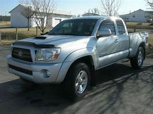 Buy Used 2006 Toyota Tacoma Trd Sport 4x4 Wheel Drive