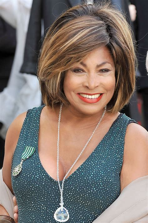 tina turner bouffant bouffant lookbook stylebistro