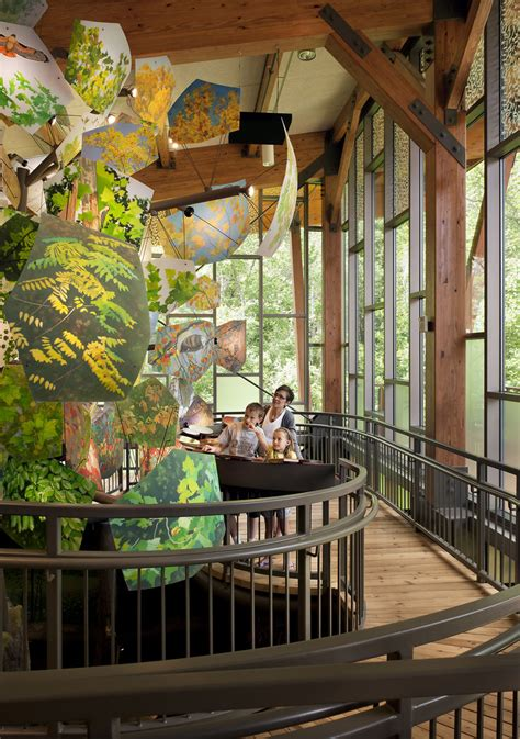 gwwo architects projects robinson nature center