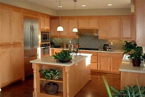pictures of kitchens traditional light wood 02 1219