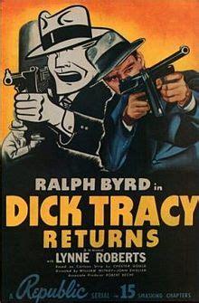 dick tracy returns wikipedia