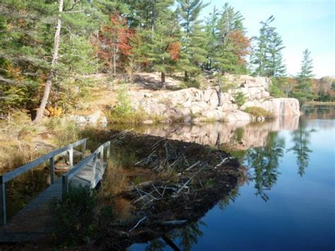 hiking in killarney provincial park 4 day use trails