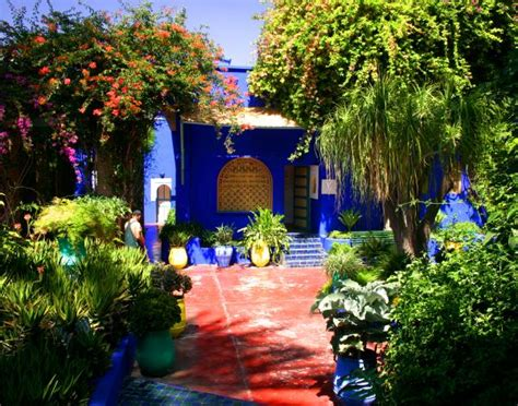 Majorelle Garden  Top Majorelle Garden Vacation Tips