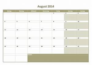 Steuererklärungsformulare 2014 Zum Ausdrucken : monats kalender 2014 kostenlos zum ausdrucken als excelvorlage excel vorlagen f r jeden zweck ~ Frokenaadalensverden.com Haus und Dekorationen