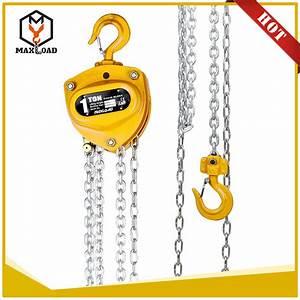 China 1 Ton Manual Lever 1000kg Hoist Chain Block  Vd