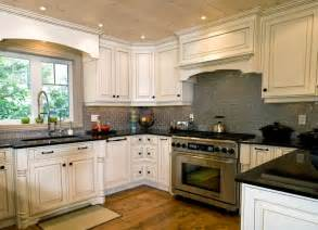 kitchen backsplashes for white cabinets gallery for gt kitchen backsplash white cabinets