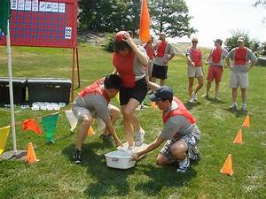 Outrageous team building is the best way to build strong ...