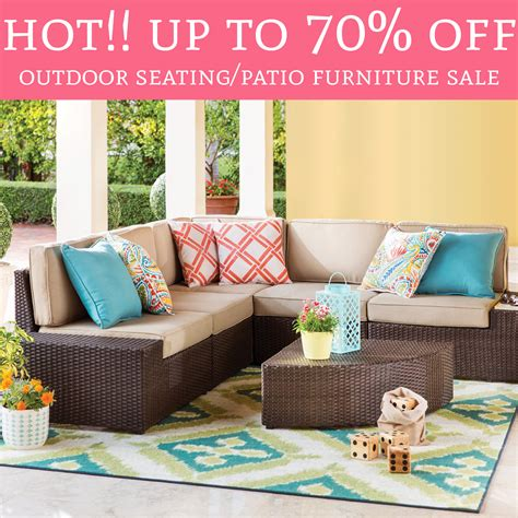 Outdoor Seating Sale by Up To 70 Outdoor Seating Patio Furniture Sale