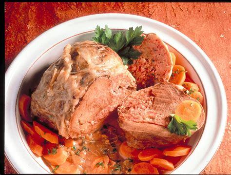 viande cuisin馥 coeur de veau farci recettes de cuisine la viande fr