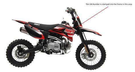 Suzuki Motorcycle Vin Number Location