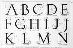 construction of letters roman letters typography and fonts With construction alphabet letters
