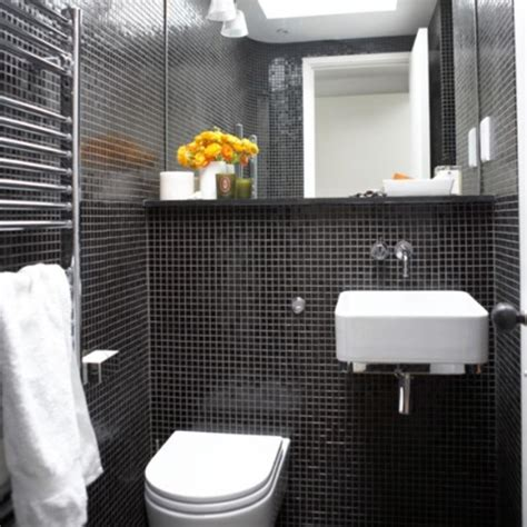 black and white small bathroom ideas small black and white bathroom pictures decor ideasdecor