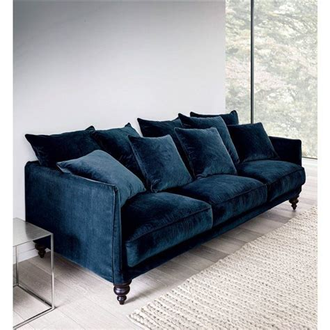canape velour canapé fixe lazare en velours salons living rooms and
