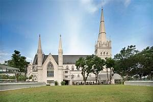 St Andrew's Cathedral, Singapore - Wikipedia