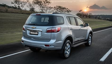 chevrolet trailblazer 2015 2015 chevrolet trailblazer rear indian autos blog