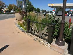 streetscape design city  fort collins