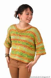 Droguerie De L Eden : tricots de la droguerie j 5 un pull pic pour l 39 t ~ Dailycaller-alerts.com Idées de Décoration