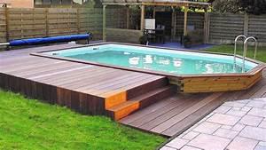 Dimension Piscine Hors Sol : m a piscine piscine bois hors sol ~ Melissatoandfro.com Idées de Décoration