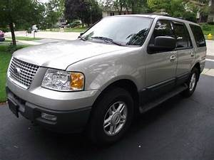 Purchase Used 2003 Ford Expedition Xlt 4x4 Leather Dvd New Transmission No Reserve  In Round