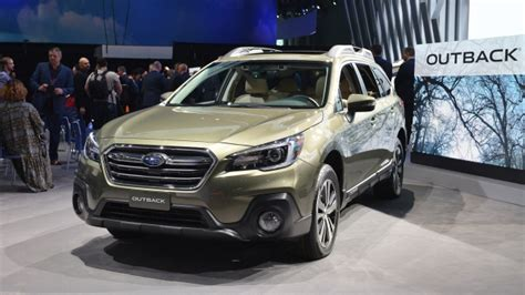 2018 Subaru Outback Changes by 2019 Subaru Outback Hybrid Rumors Changes 2018 2019 New