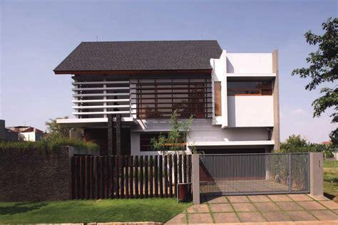 prinsip desain rumah minimalis  sentuhan gaya