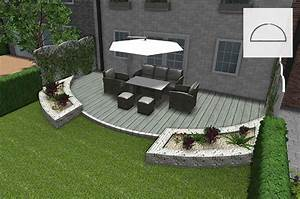 holzdielen wpc terrassenboden materialien im uberblick With garten planen mit wpc verlegen balkon