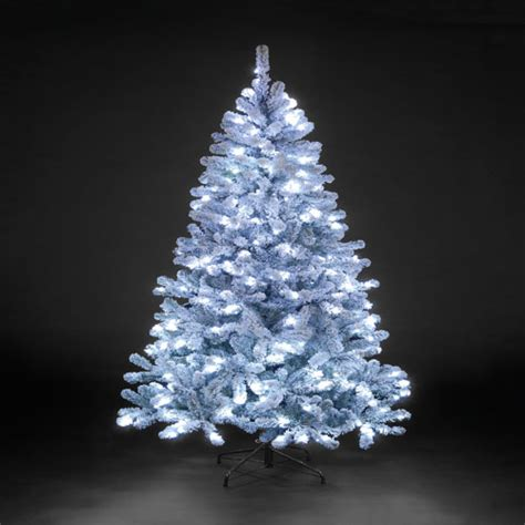 buy cheap flocked christmas tree compare house