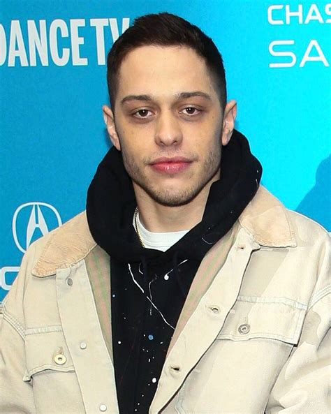 Pete Davidson Recalls the Emotional Moment He Was ...
