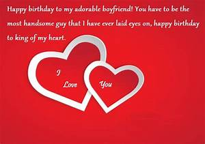 Birthday Wishes For Boyfriend With Love Quotes | Best Wishes