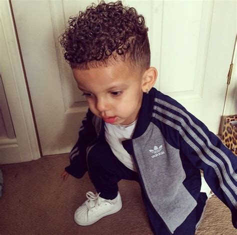Mixed Baby Boy Hairstyles by Creativetayy Styles Baby Haircut