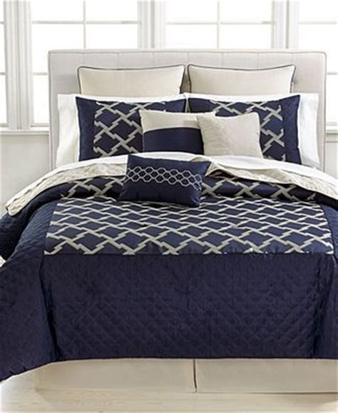 navy blue king size comforter sets callait 10 king navy comforter set macy s navy 8955