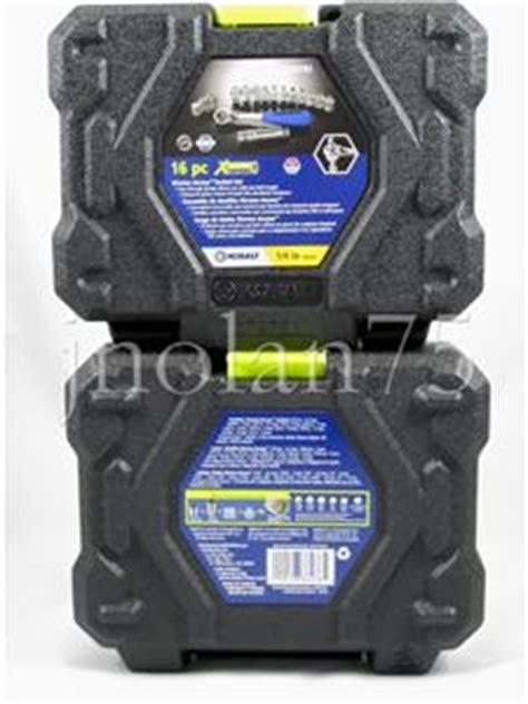 kobalt xtreme access 16 pc pass through tool set 1