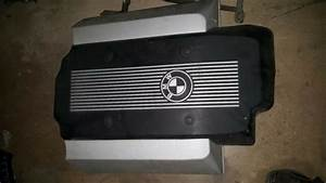 Bmw E38 740il 740i Engine Cover 1996