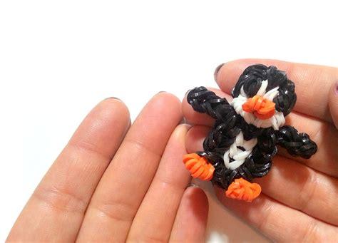 comment fabriquer un canap comment faire un pingouin avec des élastiques sans machine