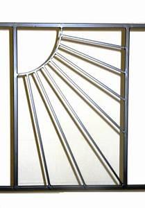 Barre De Defense Fenetre : fen tre facile grille de d fense gamme soleil mod le ~ Edinachiropracticcenter.com Idées de Décoration