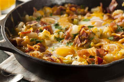 breakfeast recipies breakfast skillet recipe dishmaps