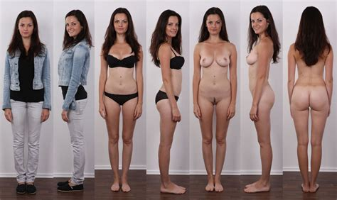 Lineup Dressed Undressed
