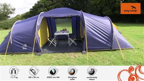 Tente Familiale 2 Chambres - easy c galaxy 600 tent just add