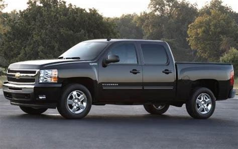 automotive service manuals 2010 chevrolet silverado 1500 spare parts catalogs used 2011 chevrolet silverado 1500 hybrid crew cab pricing features edmunds