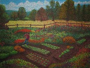 my pointillism painting for sale arts crafts from cavite