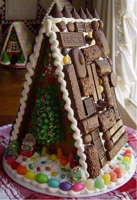 gingerbread house designs christmas the great groceries cart