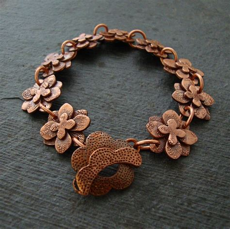 destinys creations introducing  copper clay jewelry