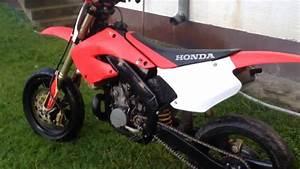 Honda 250 Cr : honda cr 250 1999 supermoto 2t youtube ~ Dallasstarsshop.com Idées de Décoration