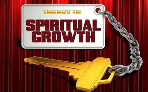 church powerpoint template key  spiritual growth