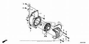 Honda Eb2800i A Generator  Usa  Vin  Eaaa