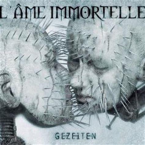 """""""gezeiten"""" Von L'Âme Immortelle  Lautde Album"""