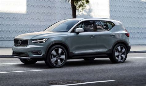 2019 Volvo Xc40 Allows Your Friend Or Family To Borrow The