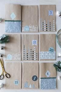 Adventskalender Tüten Depot : selbstgemachter adventskalender in skandinavischen stil ~ Watch28wear.com Haus und Dekorationen