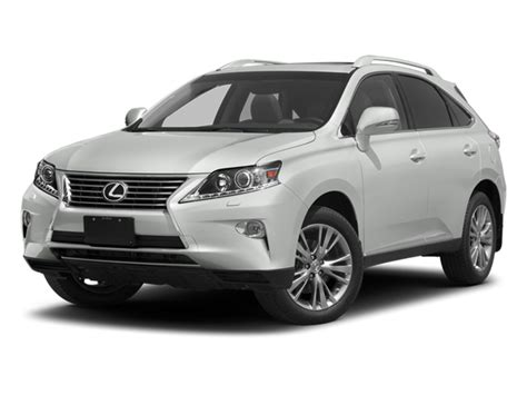 2013 Lexus Rx 350 Values- Nadaguides